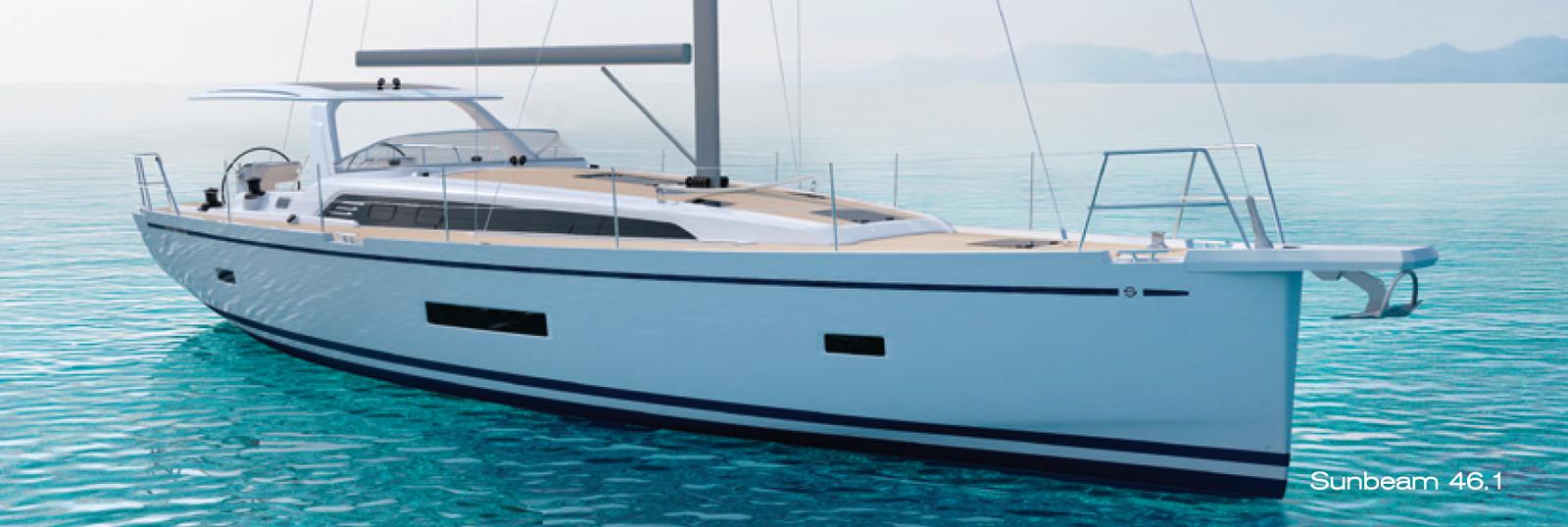 Das neue Flaggschiff - SUNBEAM 46.1!