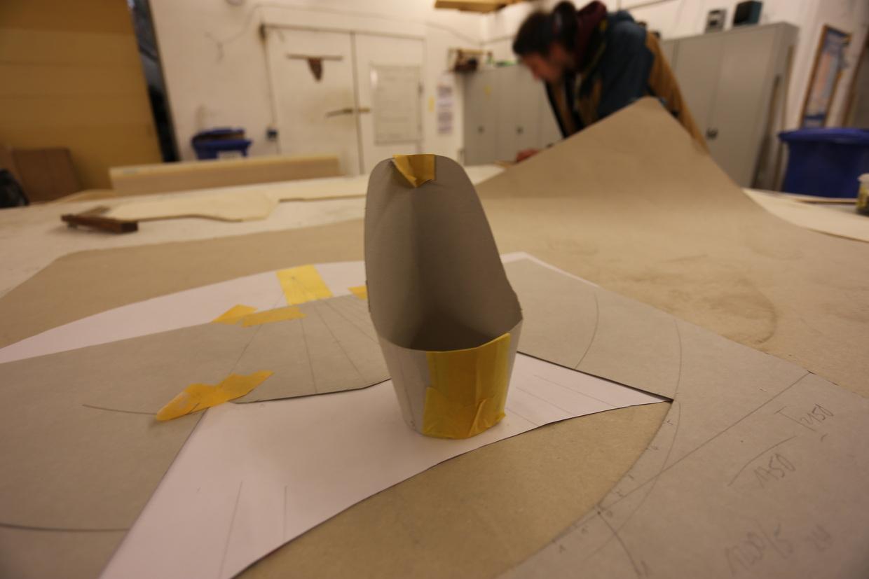 ein DEHLYA-Drehsessel - der Entwurf unseres Azubis Paul Nägele mit Chance auf einen Design-Preis
