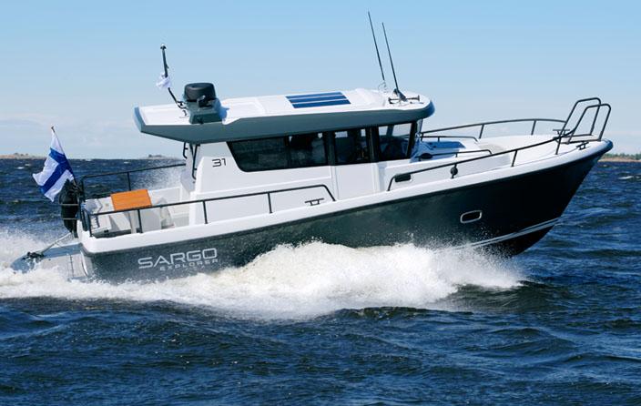 Sargo – The Allseason Boat