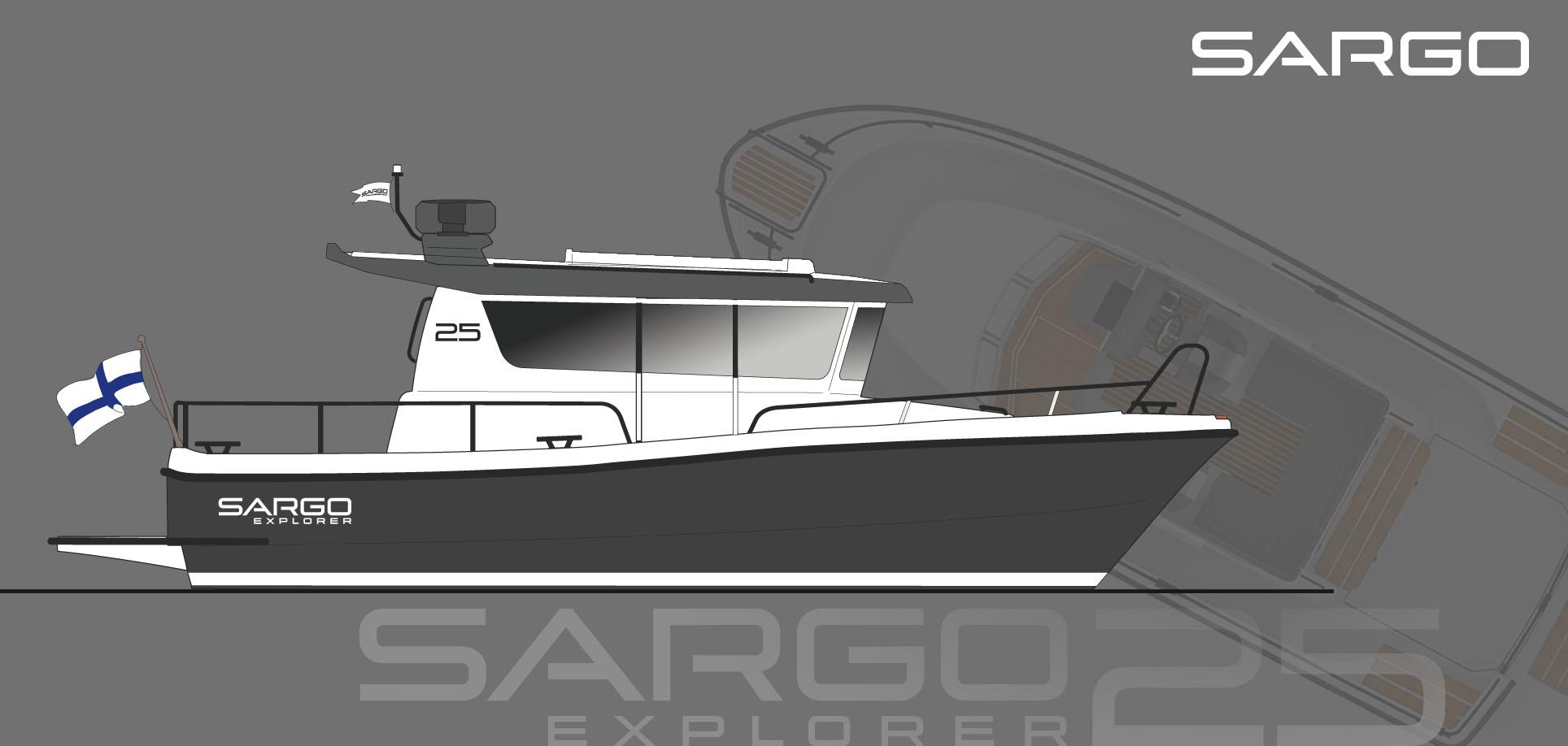 Sargo Explorer 25