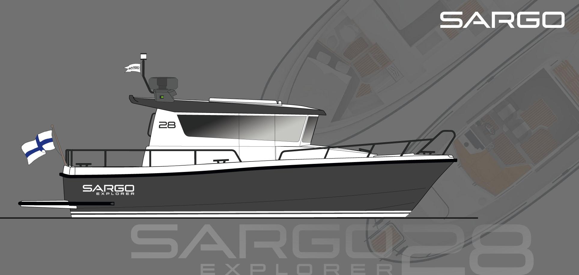 Sargo Explorer 28