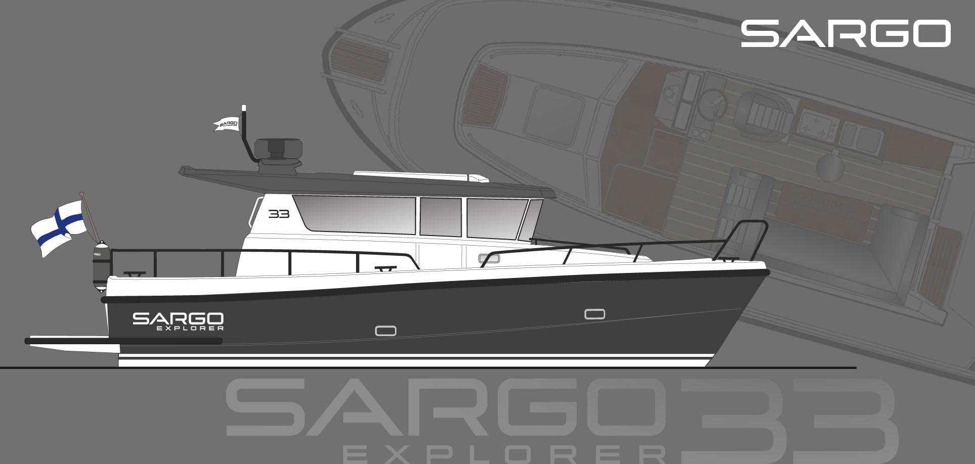 Sargo Explorer 33